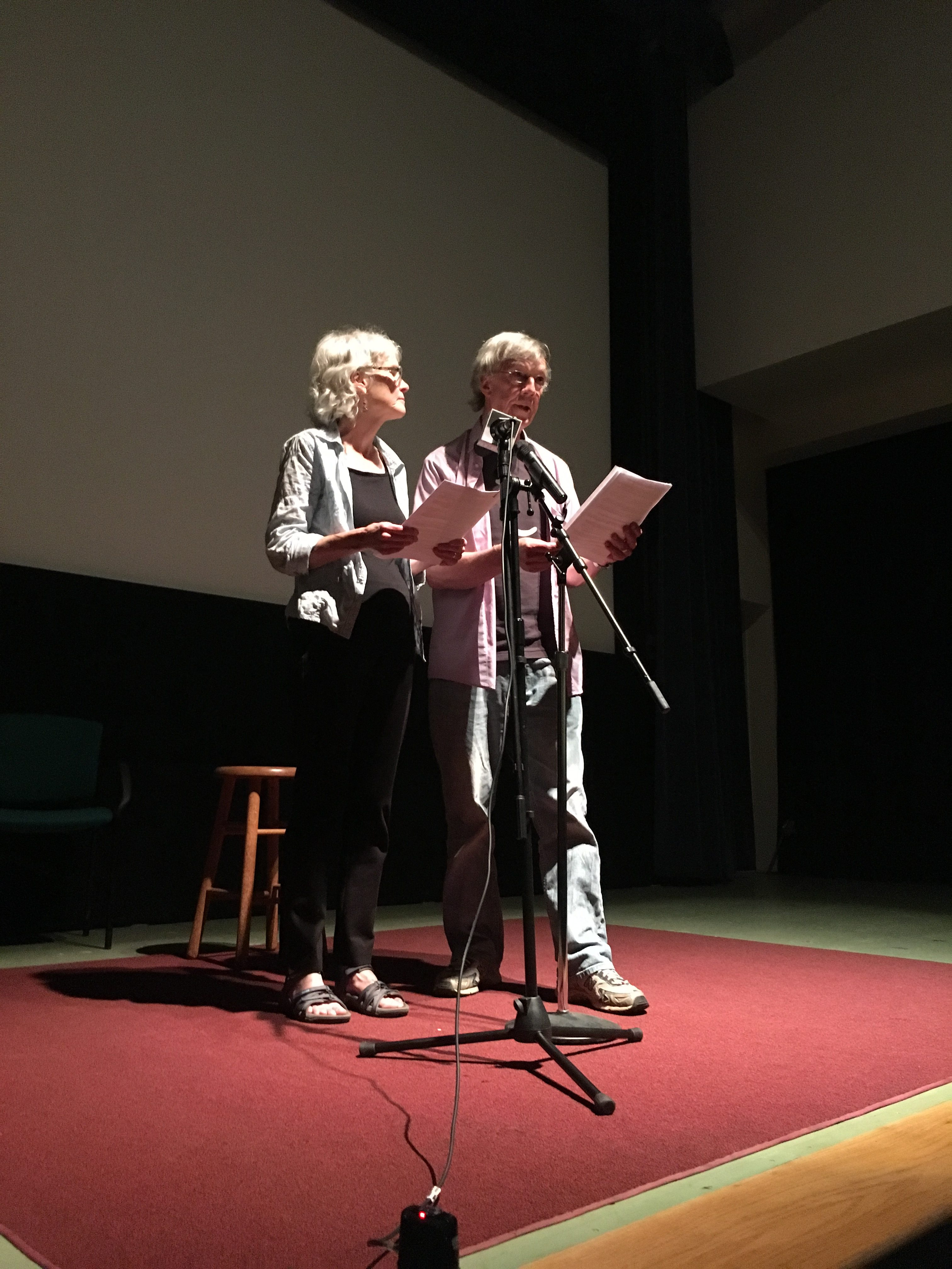 Katie and John Greenman