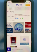 """New """"Now Playing"""" Feature on WERU's Smartphone App!"""